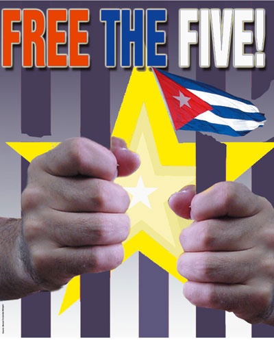 US Cities Host Actions in Support of the Cuban Five